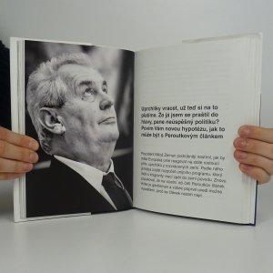 antikvární kniha Tato země je naše. 25 rozhovorů s prezidentem Milošem Zemanem, 2016