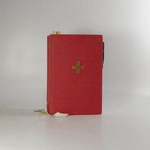 náhled knihy - Český misál pro neděle a význačné dny liturgického roku