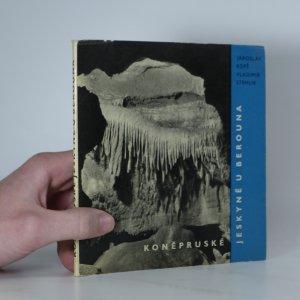 náhled knihy - Koněpruské jeskyně u Berouna