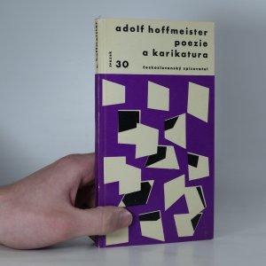 náhled knihy - Poezie a karikatura