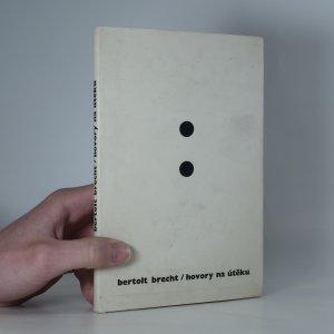 náhled knihy - Hovory na útěku