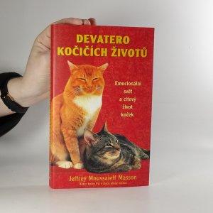 náhled knihy - Devatero kočičích životů. Emocionální svět a citový život koček