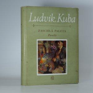náhled knihy - Zaschlá paleta