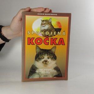 náhled knihy - Spokojená kočka. 250 způsobů, jak učinit vaši kočku šťastnou