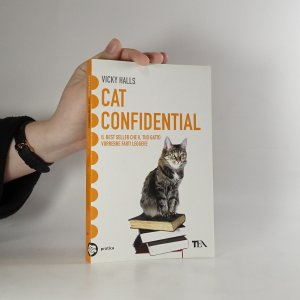 náhled knihy - Cat confidential