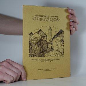 náhled knihy - Starobylé město Domažlice