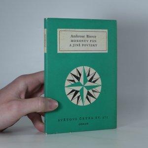 náhled knihy - Moxonův pán a jiné povídky