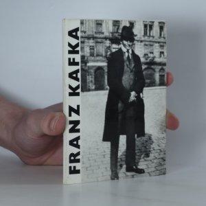 náhled knihy - Franz Kafka - soubor 12 pohlednic