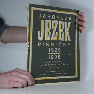 náhled knihy - Písničky 1928-1938
