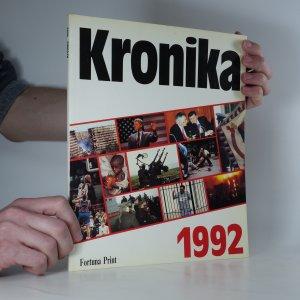 náhled knihy - Kronika 1992