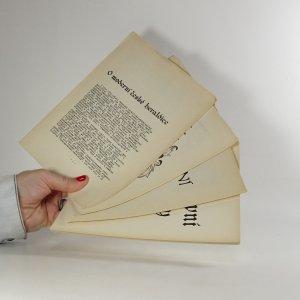 náhled knihy - Erbovní sešity. Čísla 1, 2, 6-16