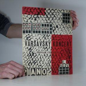 náhled knihy - Varšavský koncert