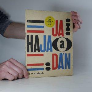 náhled knihy - Hajaja a Hajadán: 12 písní z oblíbeného rozhlasového pořadu
