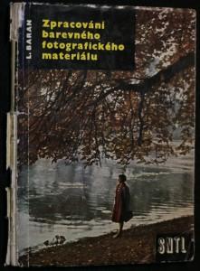 náhled knihy - Zpracování barevného fotografického materiálu