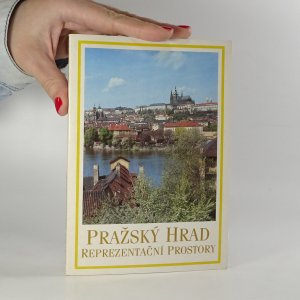náhled knihy - Pražský hrad. Reprezentační prostory (soubor 17 kartiček)