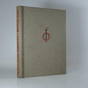 náhled knihy - Životní dílo Karla Havlíčka Borovského