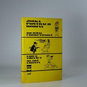 náhled knihy - Jirka, postrach rodiny