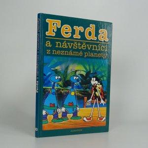 náhled knihy - Ferda a návštěvníci z neznámé planety
