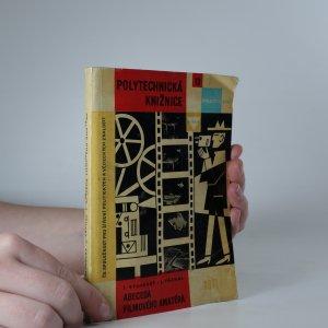 náhled knihy - Abeceda filmového amatéra