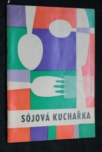 náhled knihy - Sójová kuchařka