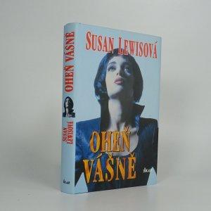 náhled knihy - Oheň vášně