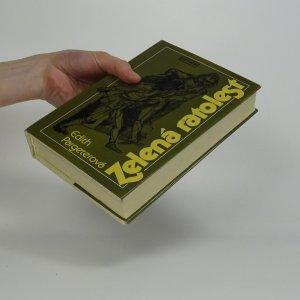 antikvární kniha Zelená ratolest, 1984