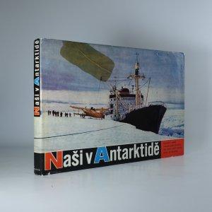náhled knihy - Naši v Antarktidě