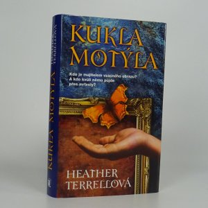 náhled knihy - Kukla motýla