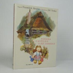 náhled knihy - Pohádka o Květušce a její zahrádce
