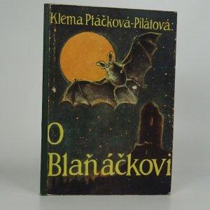 náhled knihy - O Blaňáčkovi