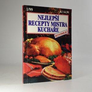 náhled knihy - Nejlepší recepty mistra kuchaře