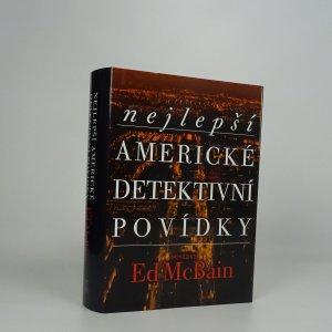 náhled knihy - Nejlepší americké detektivní povídky