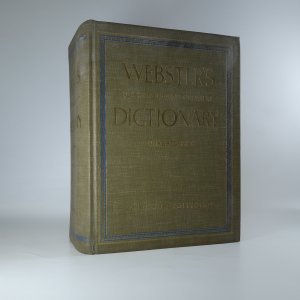 náhled knihy - Webster's New Twentieth Century Dictionary of the English Language