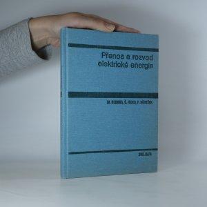 náhled knihy - Přenos a rozvod elektrické energie