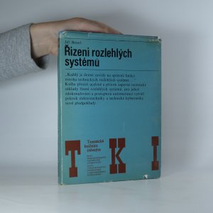náhled knihy - Řízení rozlehlých systémů