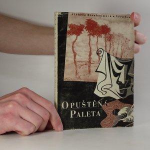 náhled knihy - Opuštěná paleta