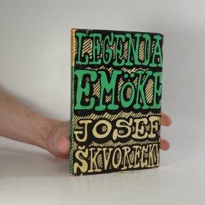 náhled knihy - Legenda Emöke