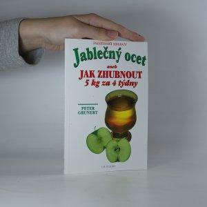 náhled knihy - Jablečný ocet. Aneb jak zhubnout 5 kg za 4 týdny