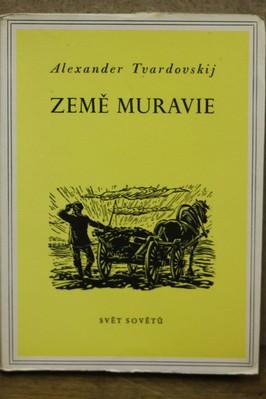 náhled knihy - Země Muravie