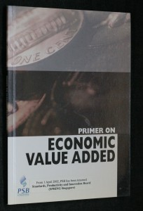 náhled knihy - Primer on economic value added