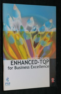 náhled knihy - Management plus series, Enhanced-TQP for business Excellence