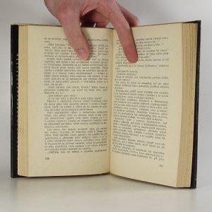 antikvární kniha Hraběnka Coselová, 1974