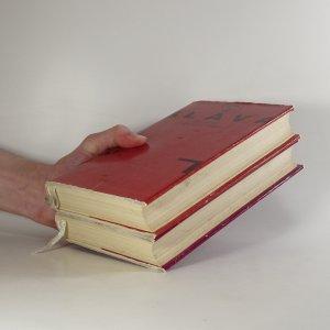 antikvární kniha Čest a sláva (2 svazky), 1967