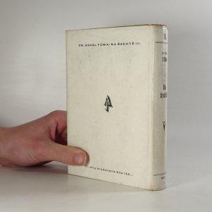 antikvární kniha Na šachtě (2 svazky), 1947