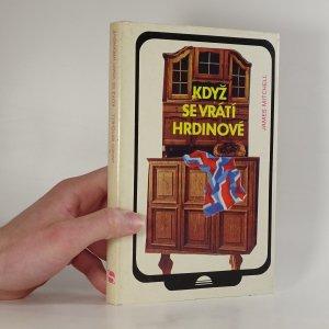 náhled knihy - Když se vrátí hrdinové