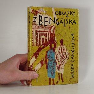 náhled knihy - Obrázky z Bengálska