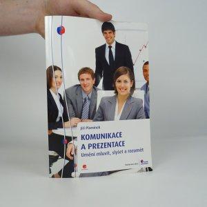 náhled knihy - Komunikace a prezentace : umění mluvit, slyšet a rozumět