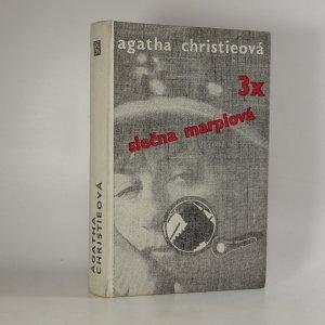 náhled knihy - Třikrát slečna Marplová