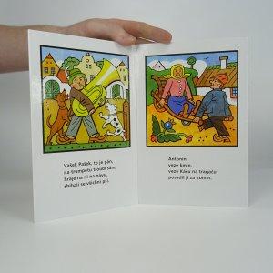 antikvární kniha Říkadla, 1998