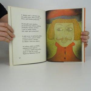 antikvární kniha Šípková Růženka, 1979